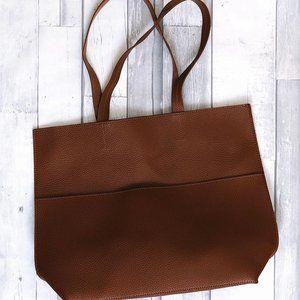 💖3/$25💖 Brown Tote Bag